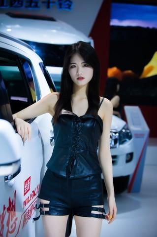 ------车展模特-----