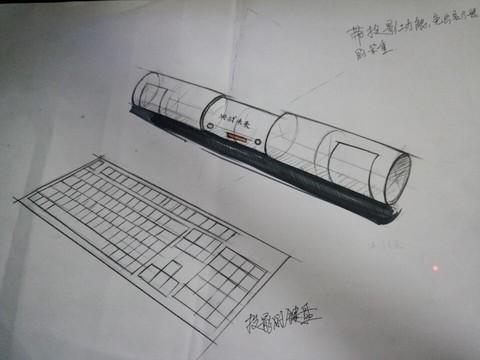 #NVIDIA 脑洞大开 手绘创意大比拼#未来电脑必须具备的功能