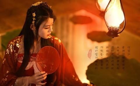 《中国红》