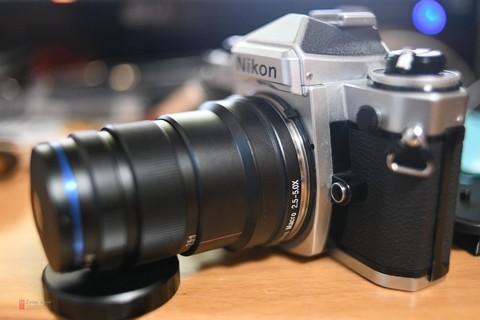 老蛙25mm f2.8微距镜头到手试拍