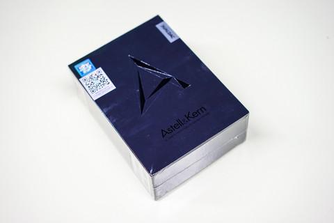 廉价版AK380驾到 Astell&Kern次旗舰AK320多图开箱