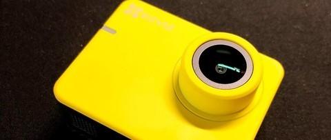 失望的 EZVIZ 萤石 S2 运动相机 开箱