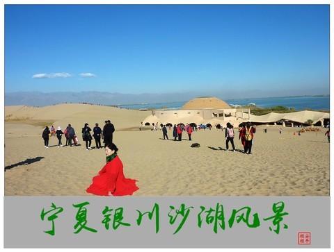 旅游随拍-----西北之旅*宁夏银川沙湖风景(中)