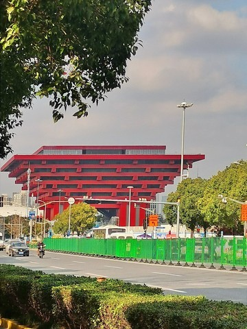 重游上海世博园旧址(一)