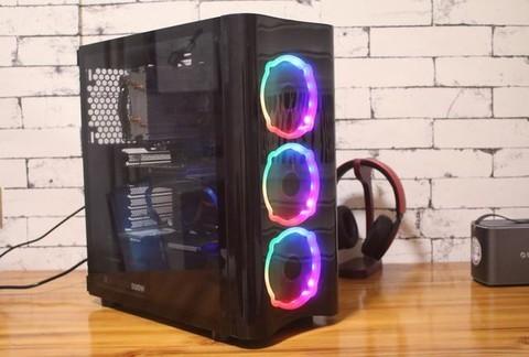 再见老机箱 Tt挑战者H3机箱调动你的RGB躁动的心