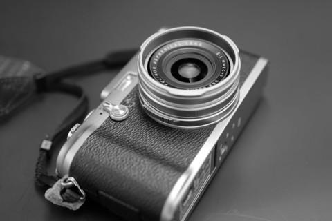 静物:富士相机