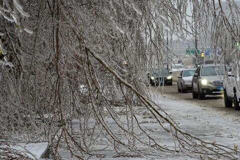 2020年入冬第一场雪
