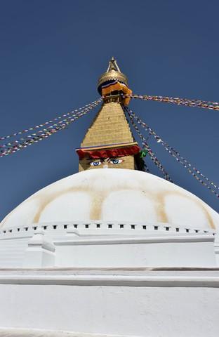 尼泊尔探秘之旅——加德满都——博达哈大佛塔【3】