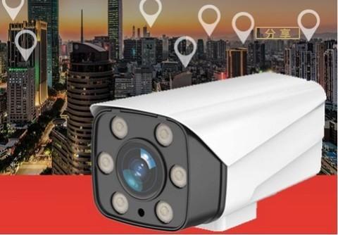高清画质 POE供电——华晟HSCP21 PoE摄像头体验