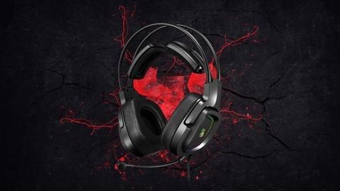 #科技好物超级年货节#听声辩位无压力 血手幽灵7.1声道游戏耳机G575免费试用