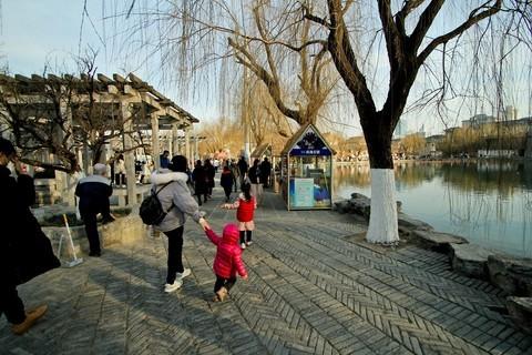 明湖百花洲——年味渐浓