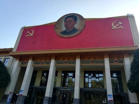 2020冬游百里(41)湘区委员会旧址