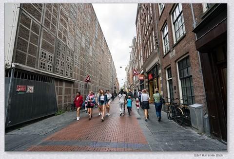 荷兰的阿姆斯特丹