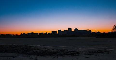 2021 【1】北方冬日  -  晨光
