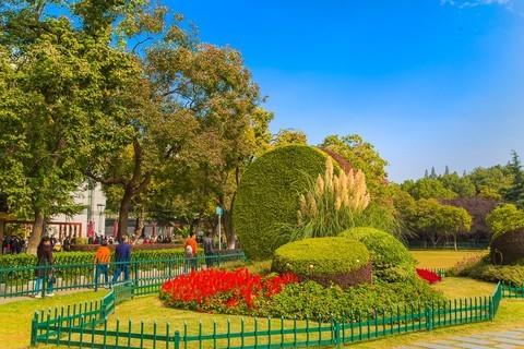 2021-02-15南京玄武湖公园