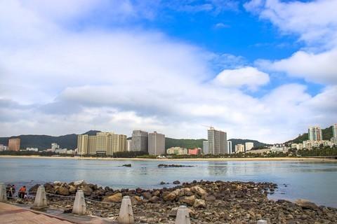 2021-02-15珠海海陵岛海边