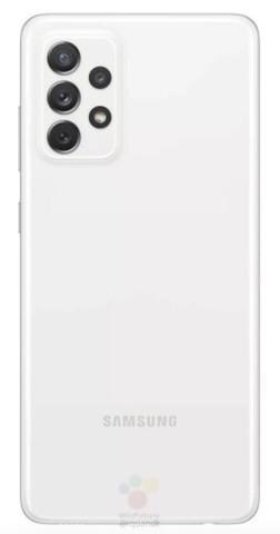 """搭载骁龙720G 三星Galaxy A72官图曝光:矩阵四摄的廉价""""S20"""""""