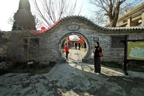 青州古城——偶园随拍
