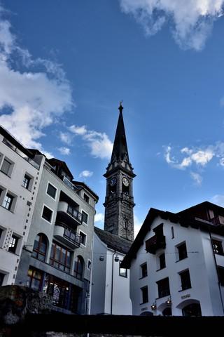 火车环瑞士之旅——圣莫里茨风光【7】销假