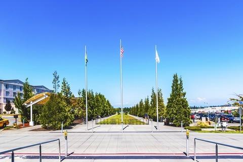 加拿大、美国游记(060):西雅图 · 波音飞机工厂