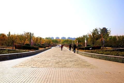 美在黄台山公园