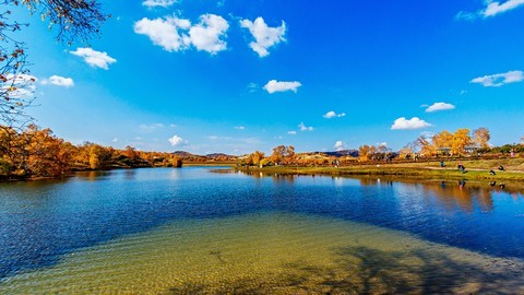 坝上公主湖