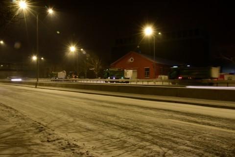 雪中习拍星芒 2