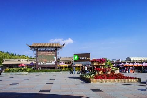 新疆旅游【嘉峪关】风光风景记实拍摄