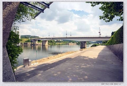《申根协定》诞生地 - 卢森堡的申根村