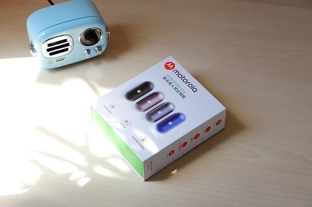 你喜欢的TWS真无线蓝牙耳机种草,摩托罗拉VB400