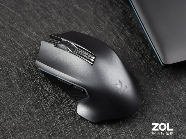 挡不住的电竞风 雷柏V20PRO双模无线幻彩RGB游戏鼠标免费试用