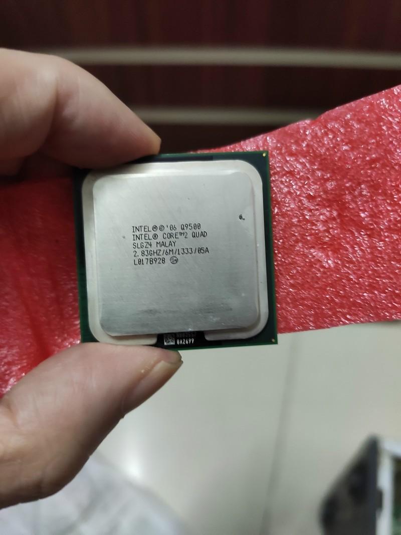 联想老机G31主板刷BIOS升级换装Q9500