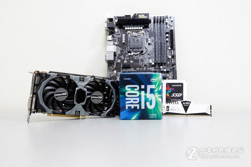 入门Z170平台挑战6500超频,提升30%不是个问题
