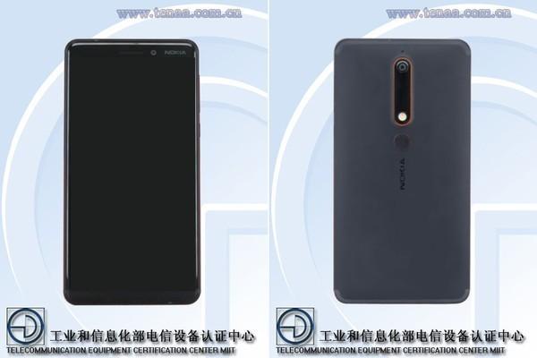诺基亚全面屏新机现身,但不是Nokia 9