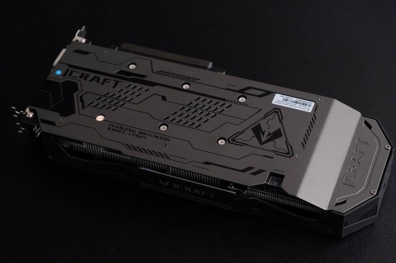 铭瑄GeForce GTX1660 SUPER iCraft 拆解评测