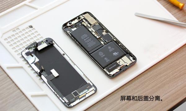 最贵的苹果手机 近万元iPhone X拆机图文作业
