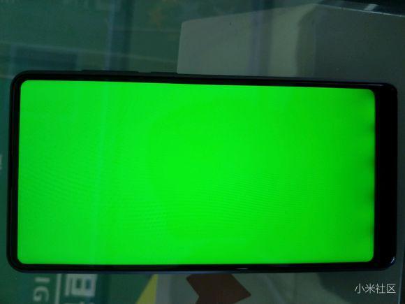 不吹不黑,小米MIX 2S的屏幕,大家自己看