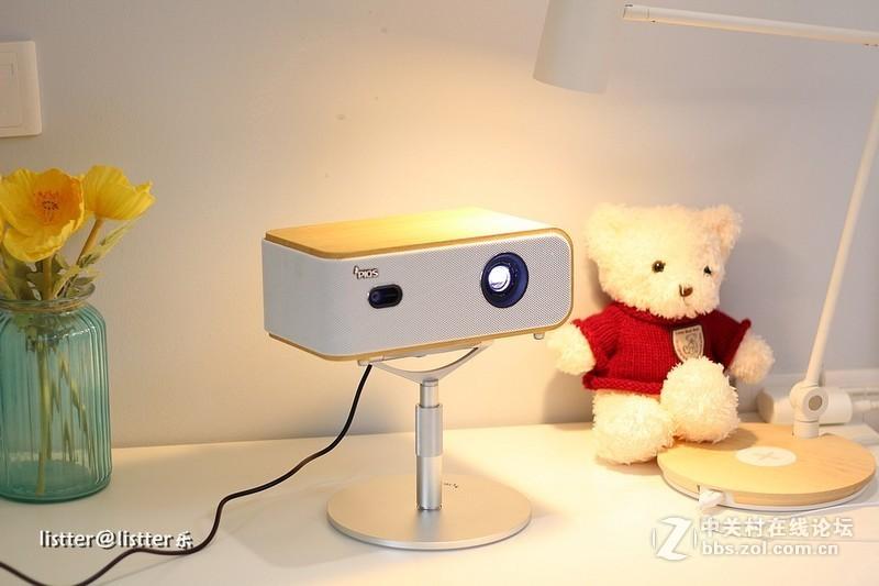 神画Q1使用测评:3000元内的4D自动梯形校正投影靠谱不?