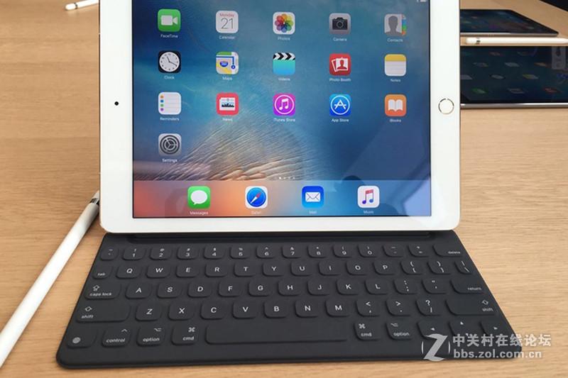 良心价格 苹果最新iPad Pro 9.7上手玩