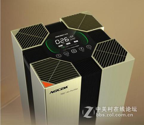 【获奖公布】给你大自然的空气-艾吉森KJ750F-T02有奖点评