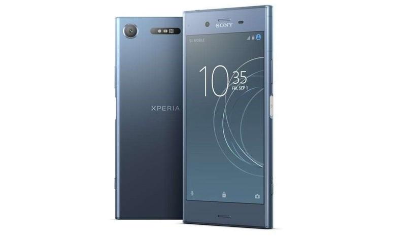 索尼XZ1手机国行开卖:双11售价低至3789元