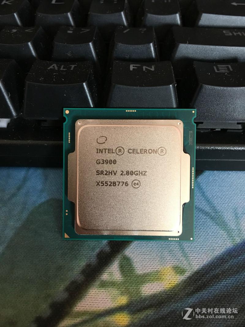 G3900 赛扬实测LOL。。。