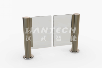 HW-GT-LD02圆柱摆闸汉武智能批发供应