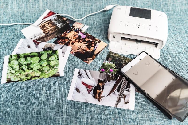 即刻打印美好瞬间,操作简单即开即用,汉印CP4000照片打印机体验