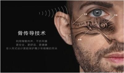 不入耳、不伤耳的耳机,南卡runner pro2骨传导评测