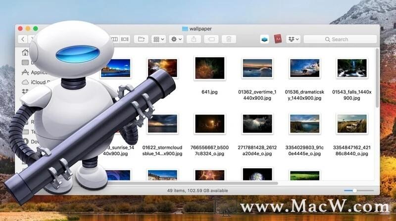 如何使用Automator服务在Mac上快速调整图像大小