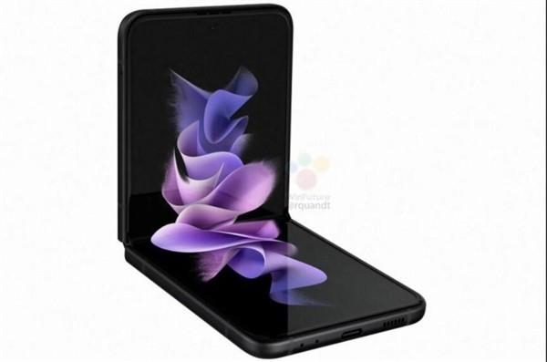 三星Galaxy Z Flip3塞入1.9英寸副屏:骁龙888加持