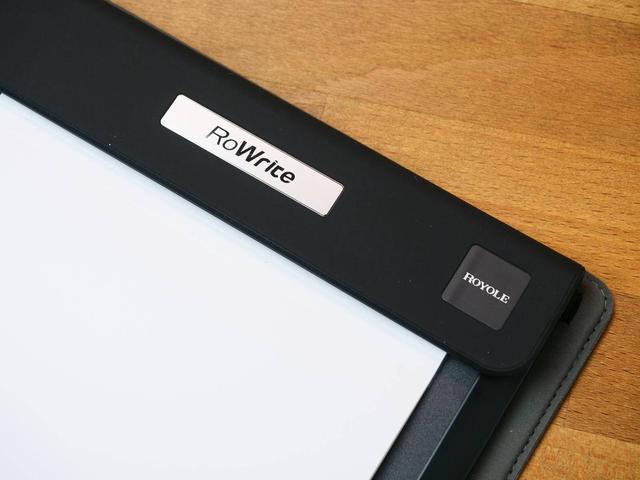找回纸笔书写的快乐 - 柔宇柔记智能手写本