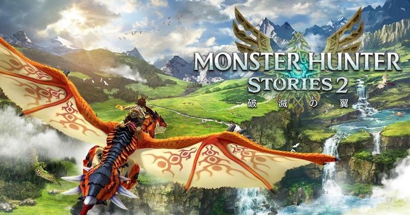 耕升带你畅玩《怪物猎人物语2:破灭之翼》