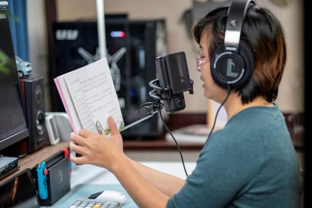 使用Wave:3搭建录音系统,纸质书变身有声书,人人都可以做声优